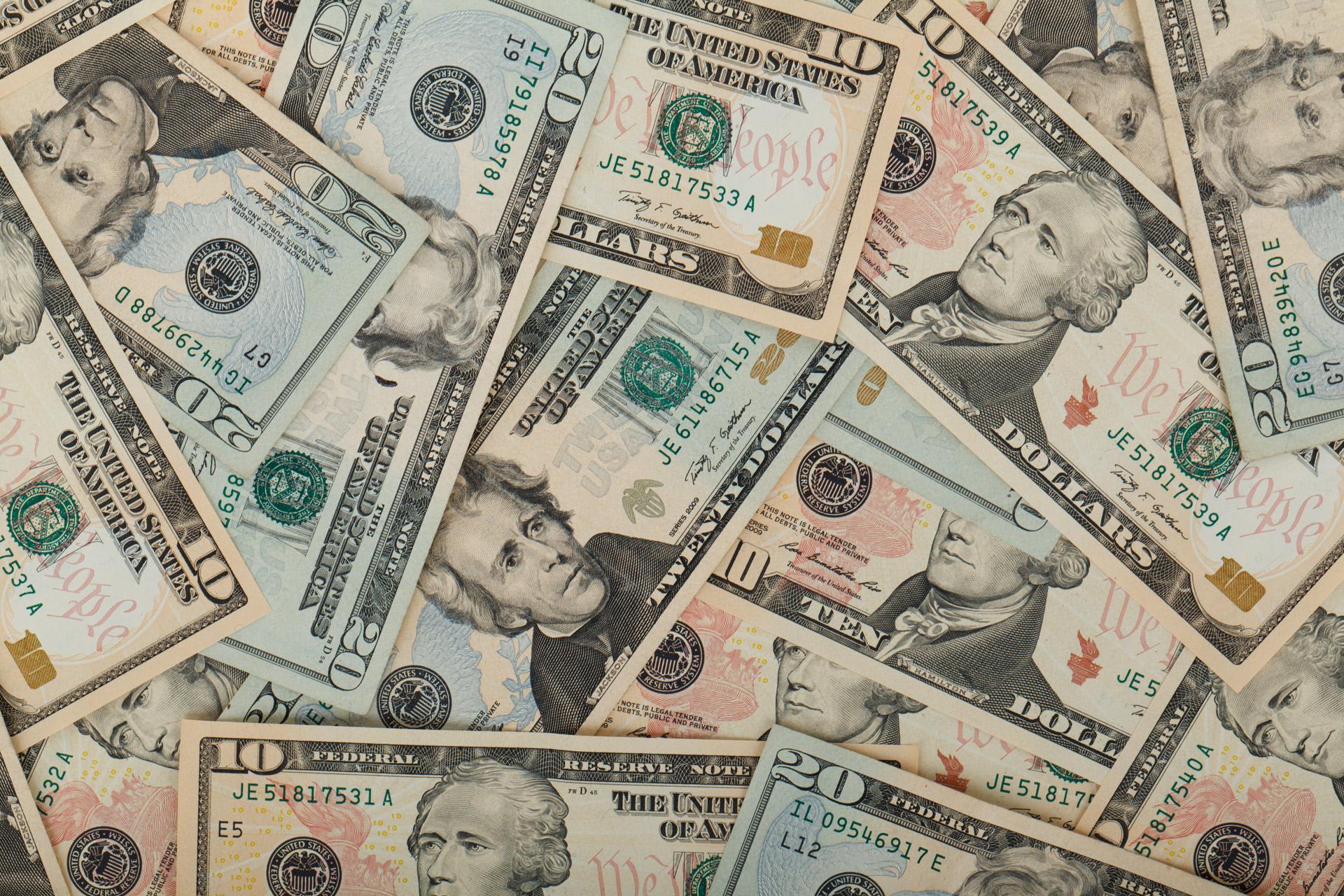 dollars-background