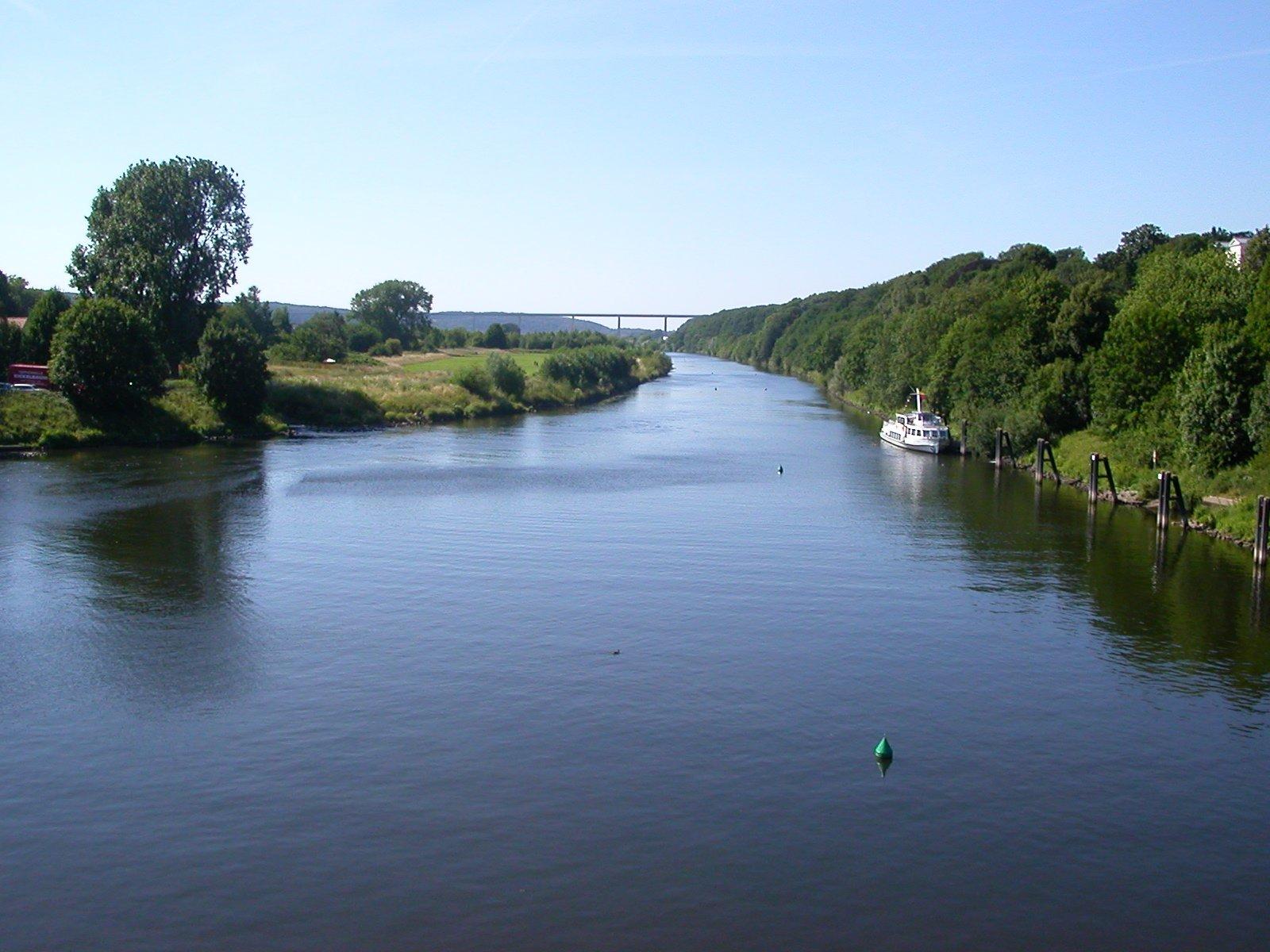 River-ruhr-essen-kettwig