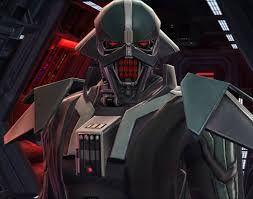 """Darth Veran, Seigneur Sith dans """"La Guerre des Clones"""" de la saga Star Wars"""