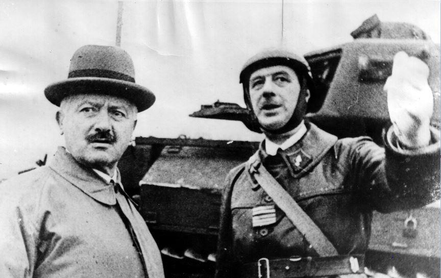 Heureusement que de Gaulle n'a pas respecté le «devoir de réserve» de Madame Parly